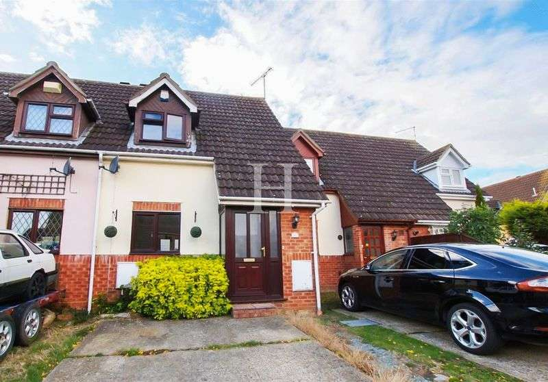 2 Bedrooms Terraced House for sale in Allerton Close, Ashingdon, Essex, SS4