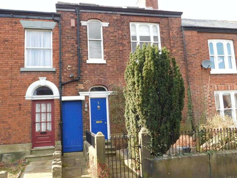 3 Bedrooms Terraced House for sale in Howey Hill, Congleton