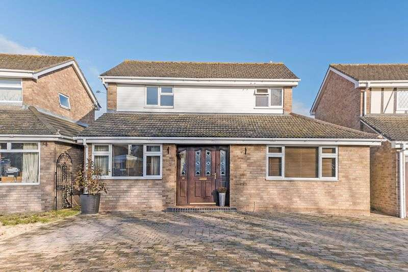 4 Bedrooms Detached House for sale in Membury Way, Grove