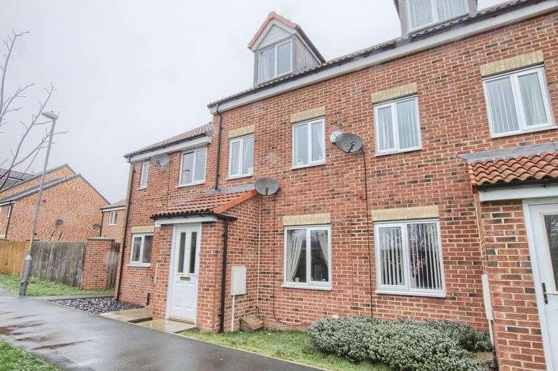 3 Bedrooms Terraced House for sale in Longleat Walk, Ingleby Barwick