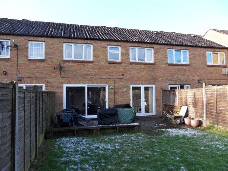 3 Bedrooms Terraced House for sale in Leven Walk, Bedford