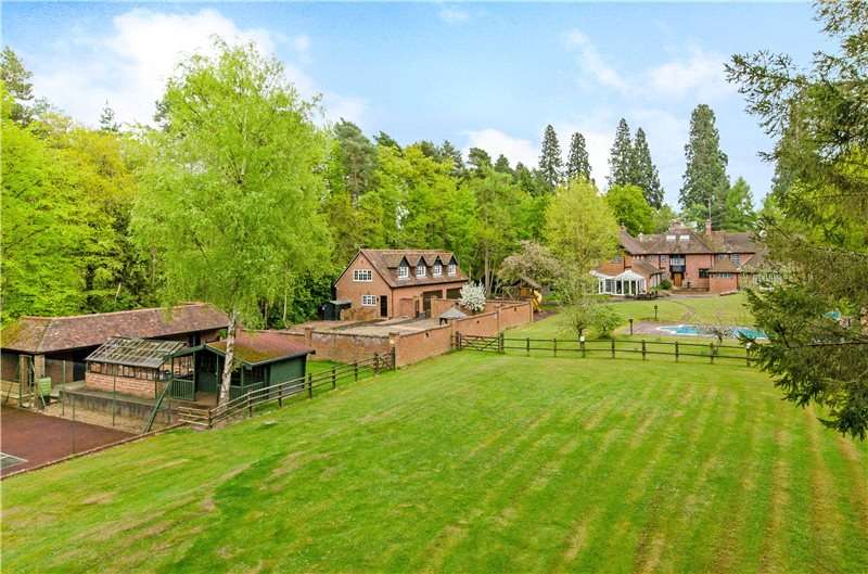 8 Bedrooms Detached House for sale in Wellington Avenue, Crowthorne, Berkshire, RG45