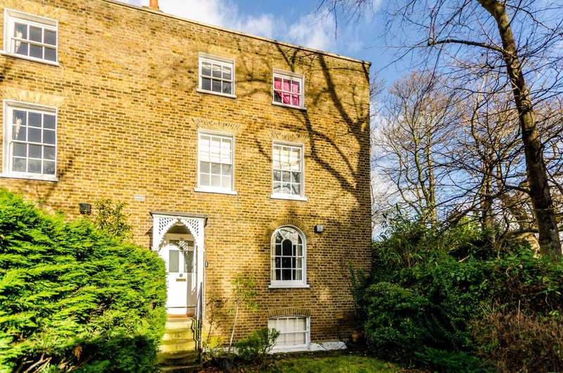 4 Bedrooms House for sale in Blackheath Park, Blackheath, SE3