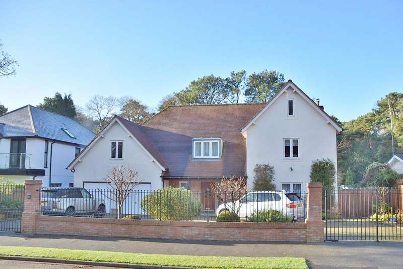 6 Bedrooms Detached House for sale in Branksome Park, Poole
