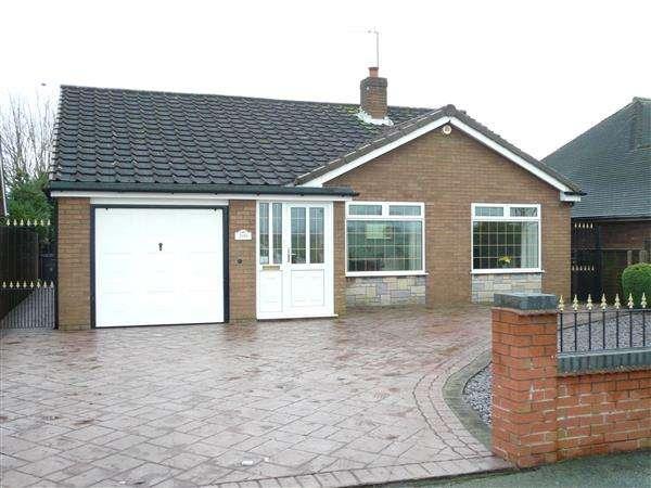 3 Bedrooms Bungalow for sale in Linthouse Lane, Wednesfield, Wednesfield