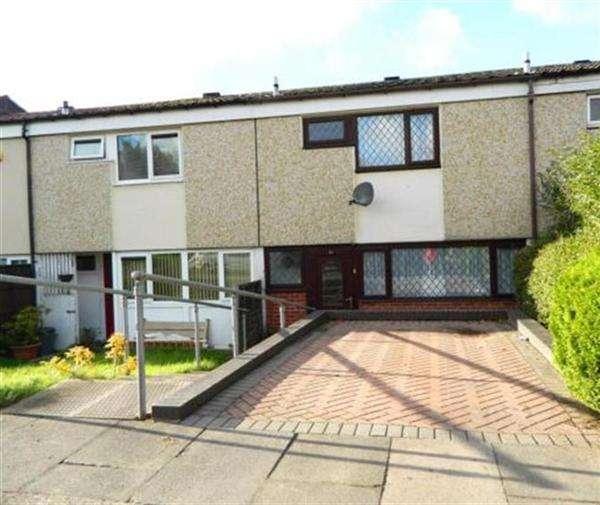 3 Bedrooms Terraced House for sale in Cofton Grove, Longbridge, Birmingham