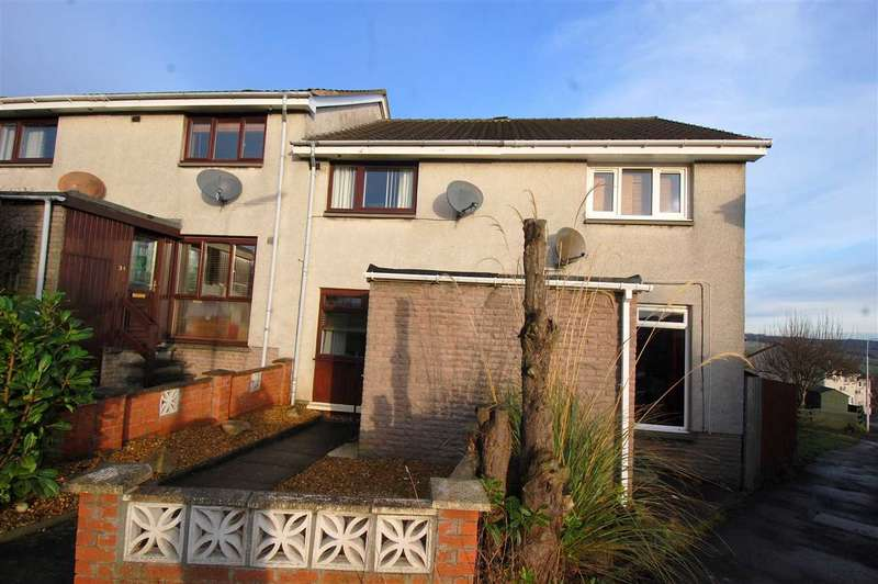 2 Bedrooms Terraced House for sale in Cameron Grove, Inverkeithing