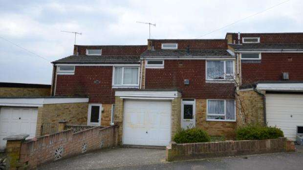 3 Bedrooms Terraced House for sale in Reeves Road, Aldershot, Hampshire