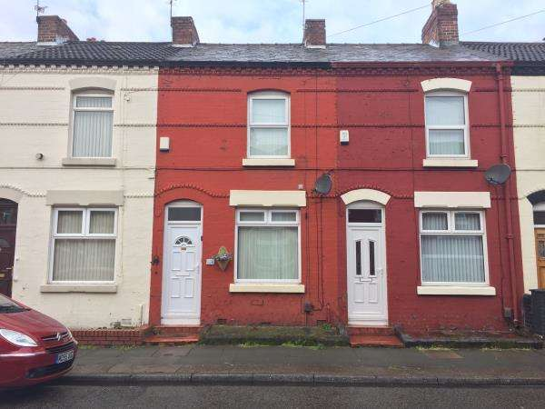 3 Bedrooms Terraced House for sale in 149 GOODISON ROAD, LIVERPOOL