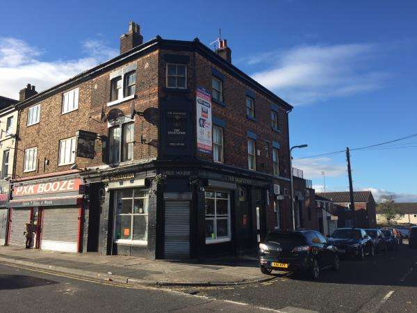 3 Bedrooms Commercial Property for sale in THE SALUTATION PUBLIC HOUSE, 199 WALTON ROAD, LIVERPOOL