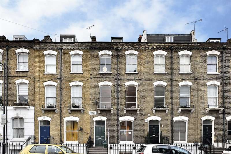 4 Bedrooms Flat for sale in Arundel Square, London, N7