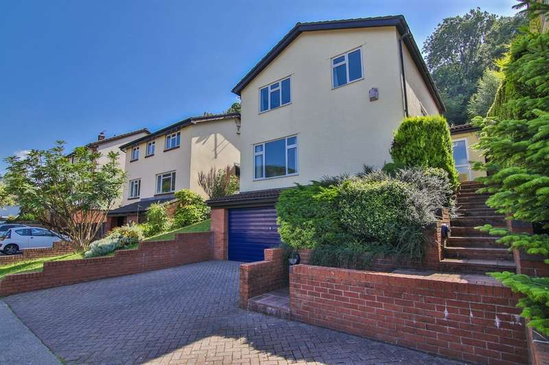 3 Bedrooms Detached House for sale in Castell Coch View, Tongwynlais, Cardiff