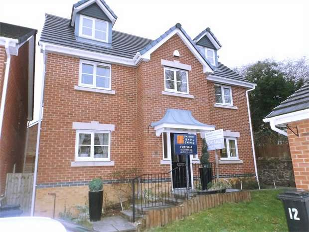 4 Bedrooms Detached House for sale in St Catherines Court, Baglan, Port Talbot, West Glamorgan