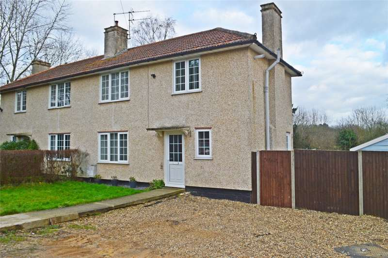 3 Bedrooms Semi Detached House for sale in Brickwall Cottages, Great North Road, WELWYN GARDEN CITY, Hertfordshire