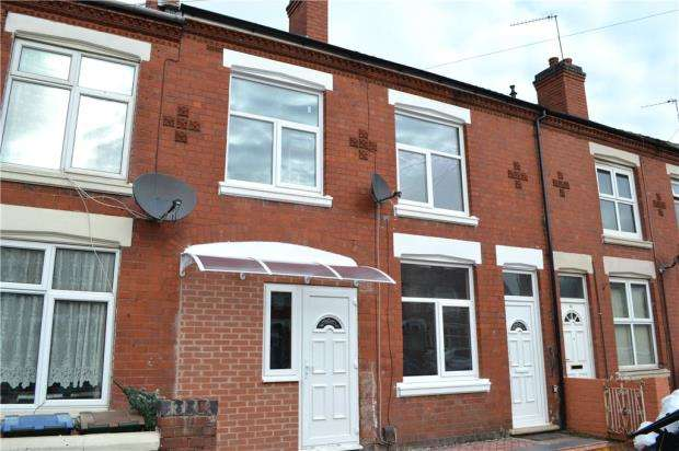7 Bedrooms Terraced House for sale in Windmill Road, Longford, Coventry, West Midlands