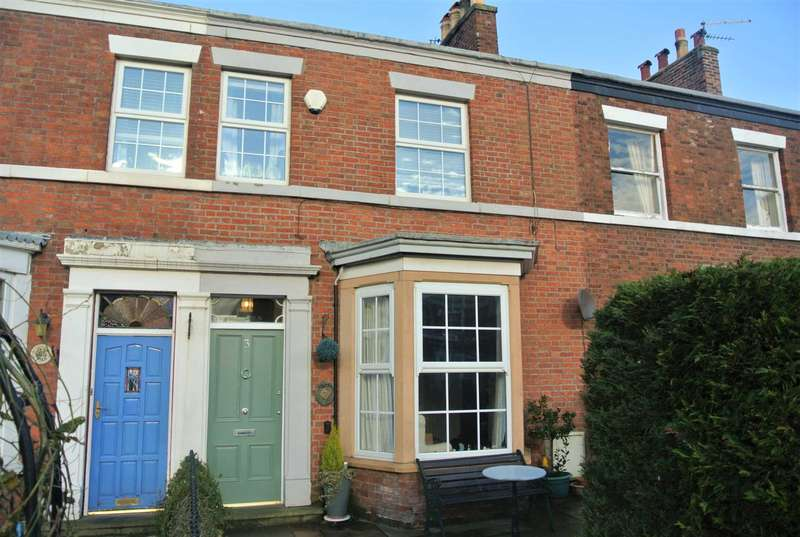 3 Bedrooms Terraced House for sale in Warton Street, Lytham St Annes