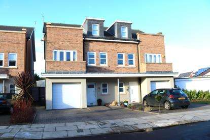 4 Bedrooms Semi Detached House for sale in The Hamptons, Formby, Liverpool, Merseyside, L37