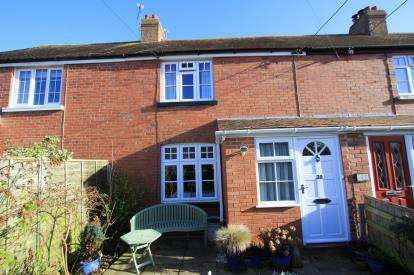 2 Bedrooms Terraced House for sale in Budleigh Salterton, Devon
