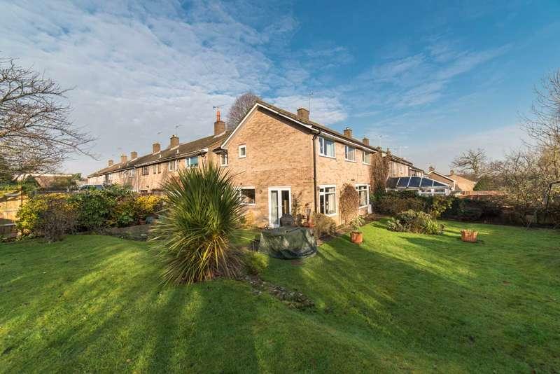 4 Bedrooms Semi Detached House for sale in Gadebridge, Hemel Hempstead