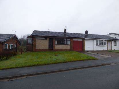 3 Bedrooms Bungalow for sale in Highfield Avenue, Burnley, Lancashire