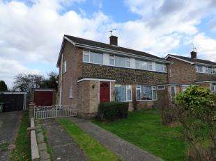 3 Bedrooms Semi Detached House for sale in Broadoak Avenue, Loose, Maidstone, Kent