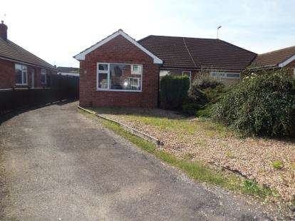 3 Bedrooms Bungalow for sale in Belvoir Drive, Syston, Leicester, Leicestershire