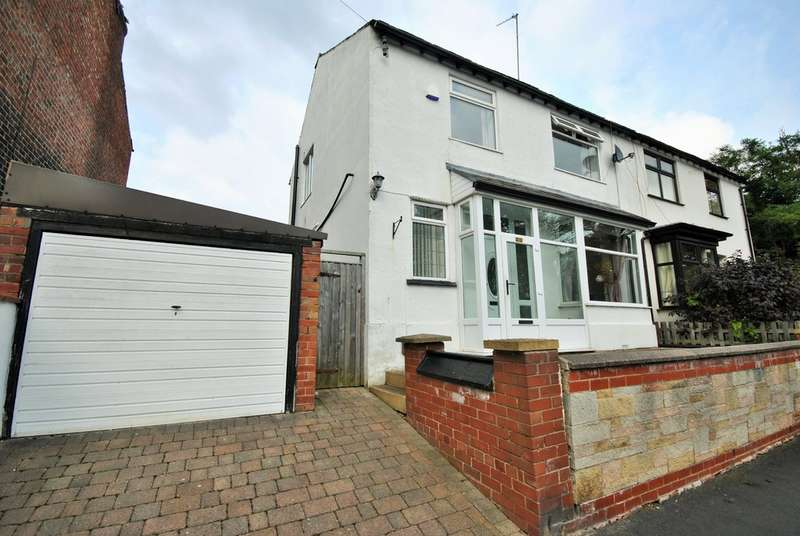 2 Bedrooms Semi Detached House for sale in Cheadle Old Road, Edgeley