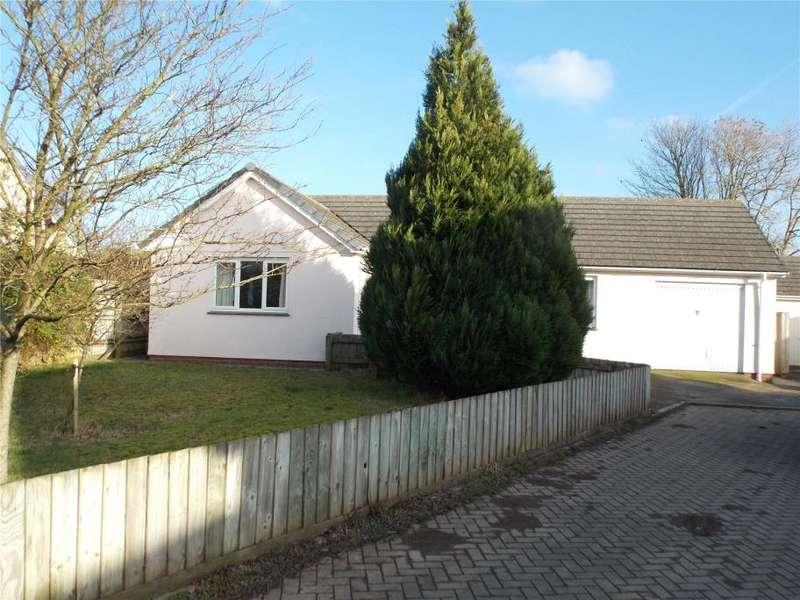 3 Bedrooms Detached Bungalow for sale in Trelinnoe Gardens, South Petherwin, Launceston