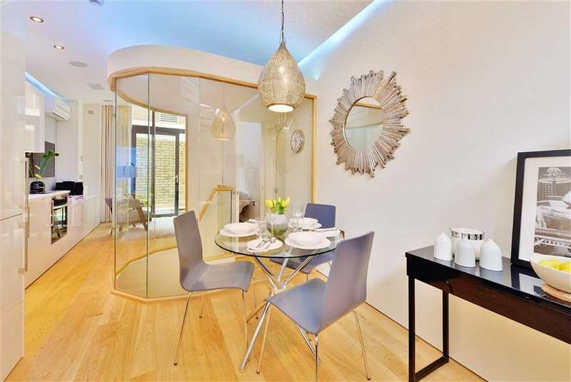 2 Bedrooms Property for sale in Bedfordbury, Covent Garden, London