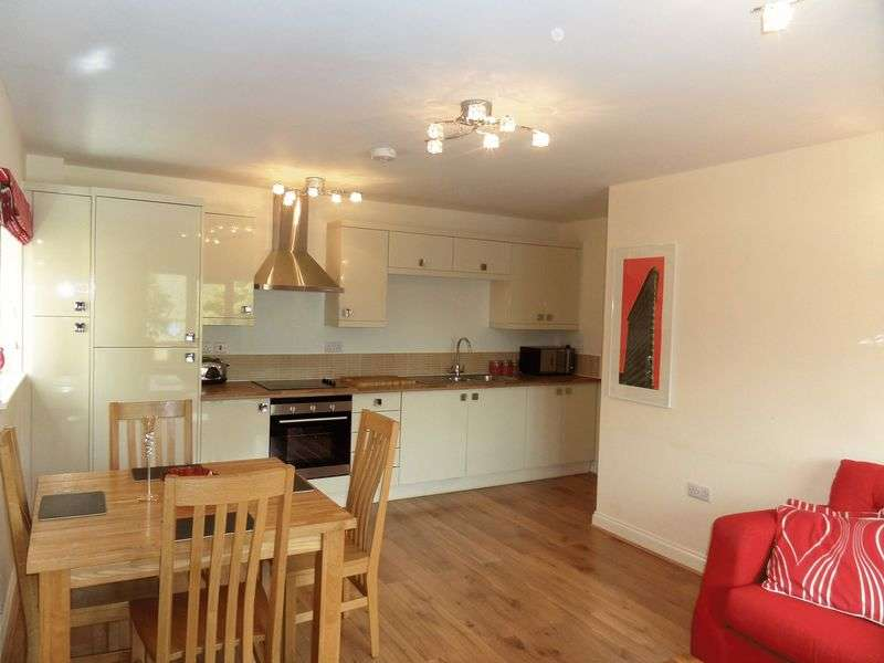 2 Bedrooms Flat for sale in High Street, Kidlington