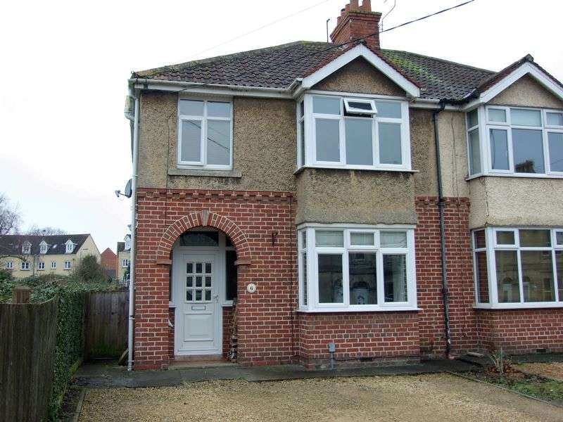 3 Bedrooms Semi Detached House for sale in Bradley Road, Trowbridge