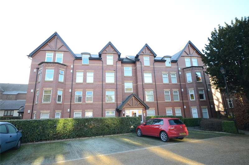 2 Bedrooms Apartment Flat for sale in Grosvenor Court, Park Avenue, Liverpool, L18