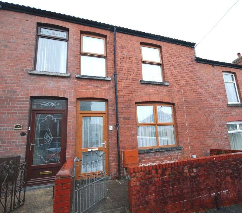 3 Bedrooms Terraced House for sale in 20 Elm Road, Briton Ferry, Neath, SA11 2LY