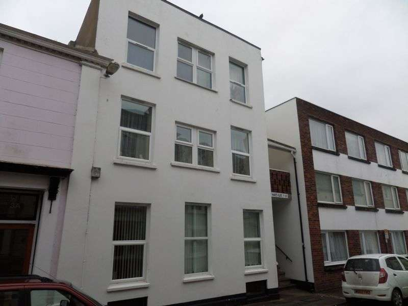 1 Bedroom Flat for sale in Buttgarden Street, Bideford