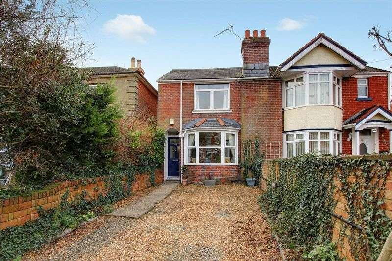 3 Bedrooms Semi Detached House for sale in Oakley Road, Regents Park, Southampton