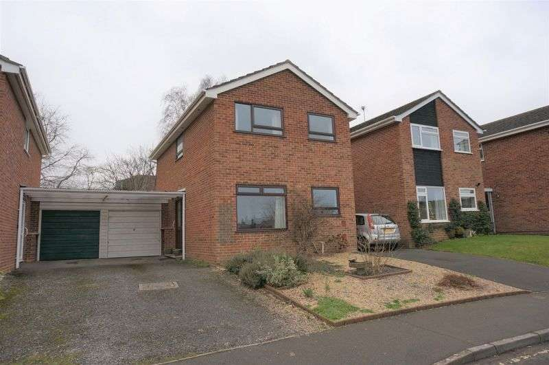 3 Bedrooms Detached House for sale in Wilton Orchard, Taunton