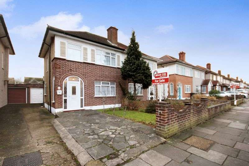 3 Bedrooms Semi Detached House for sale in Kingshill Avenue, Northolt