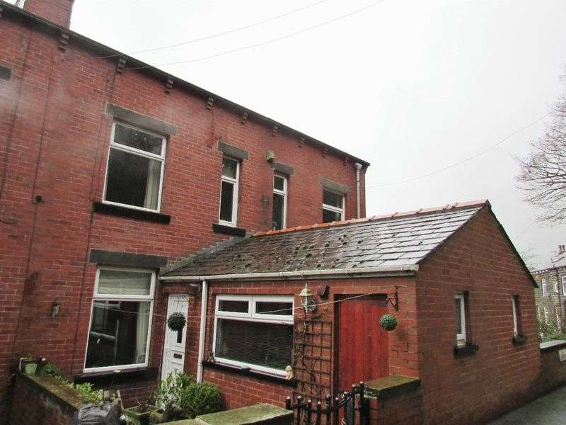3 Bedrooms Terraced House for sale in Ashdene, Walsden, Todmorden