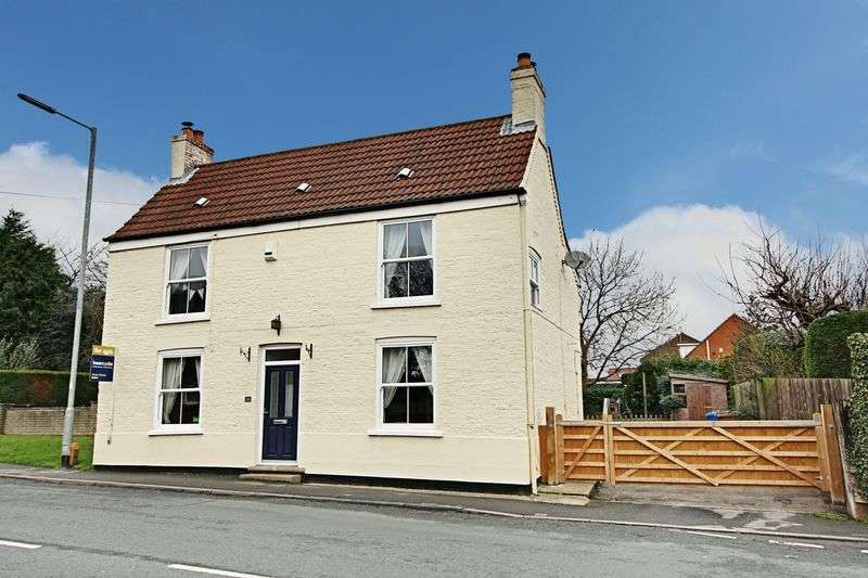 4 Bedrooms Detached House for sale in School Road, Preston