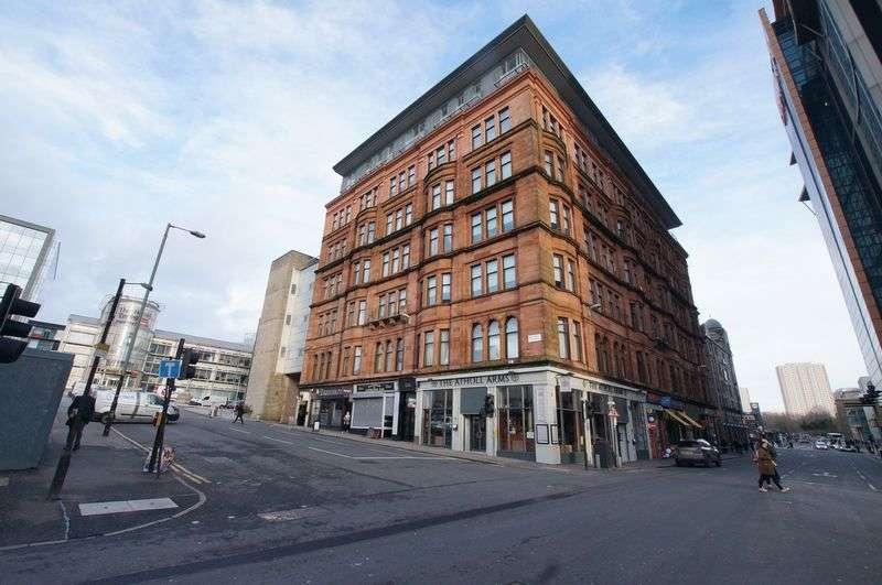 1 Bedroom Flat for sale in Renfrew Chambers, 136 Renfield Street Glasgow