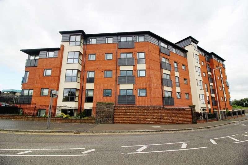 2 Bedrooms Flat for sale in Broad Gauge Way, City Centre, Wolverhampton