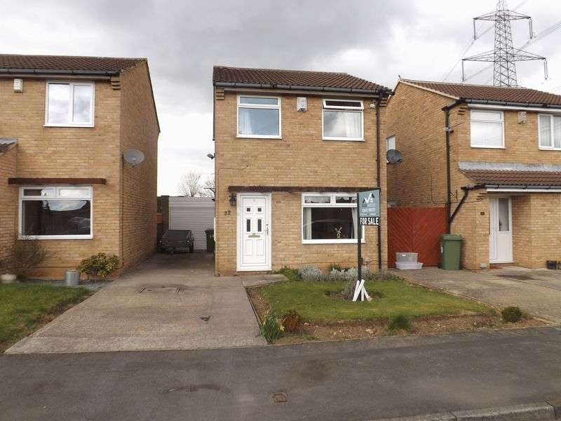 2 Bedrooms Detached House for sale in Atherton Way, Yarm
