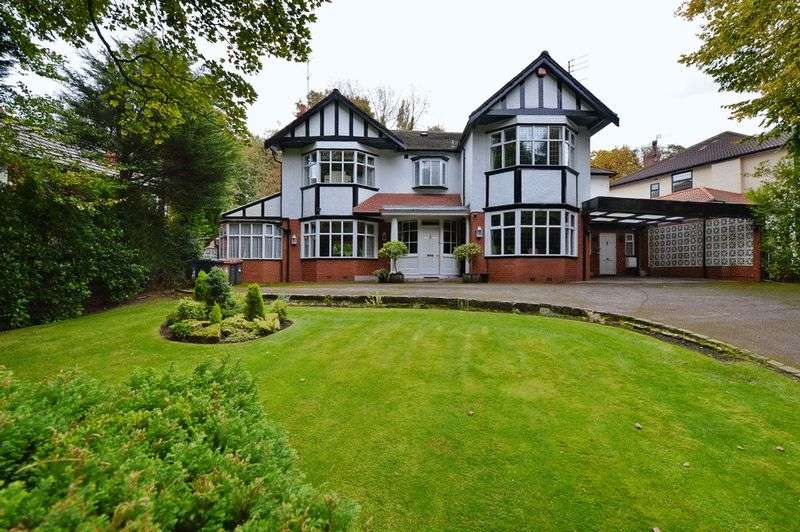 5 Bedrooms Detached House for sale in Singleton Road, Broughton Park, Salford