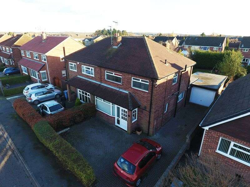 3 Bedrooms Semi Detached House for sale in Richmond Road, Retford