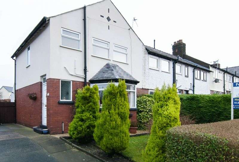 3 Bedrooms Terraced House for sale in Lancaster Street, Coppull