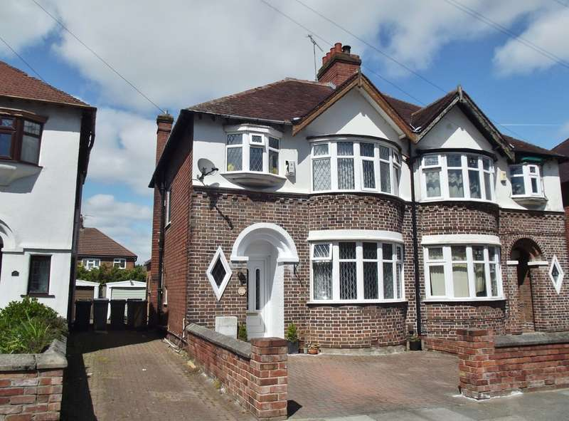 3 Bedrooms Semi Detached House for sale in St Johns Road, Eastham