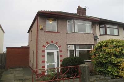 3 Bedrooms Semi Detached House for rent in Rudston Road, Liverpool.