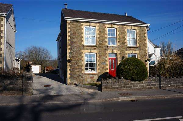 4 Bedrooms Detached House for sale in Bryn-Heulog, 153 Penygroes Road, BLAENAU, Ammanford
