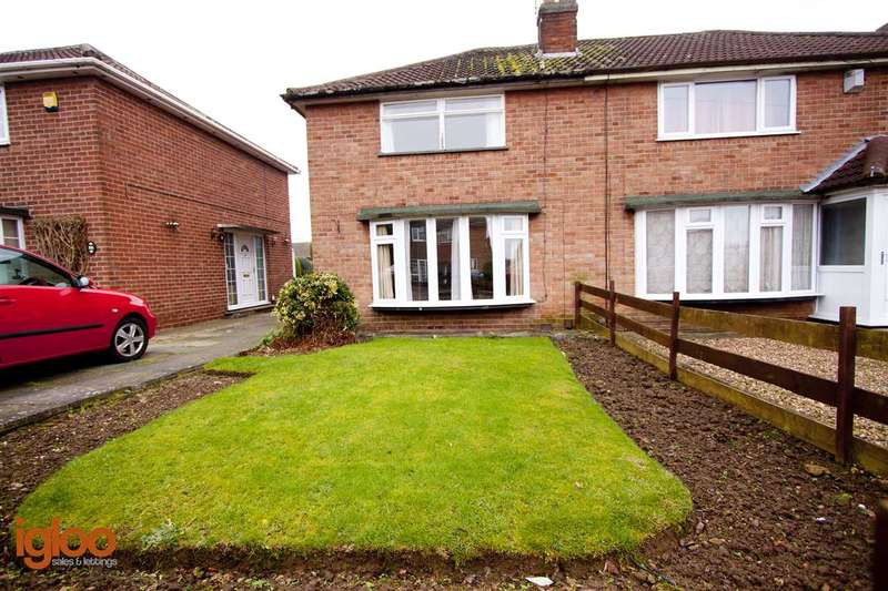 2 Bedrooms Semi Detached House for sale in Fishpools, Leicester