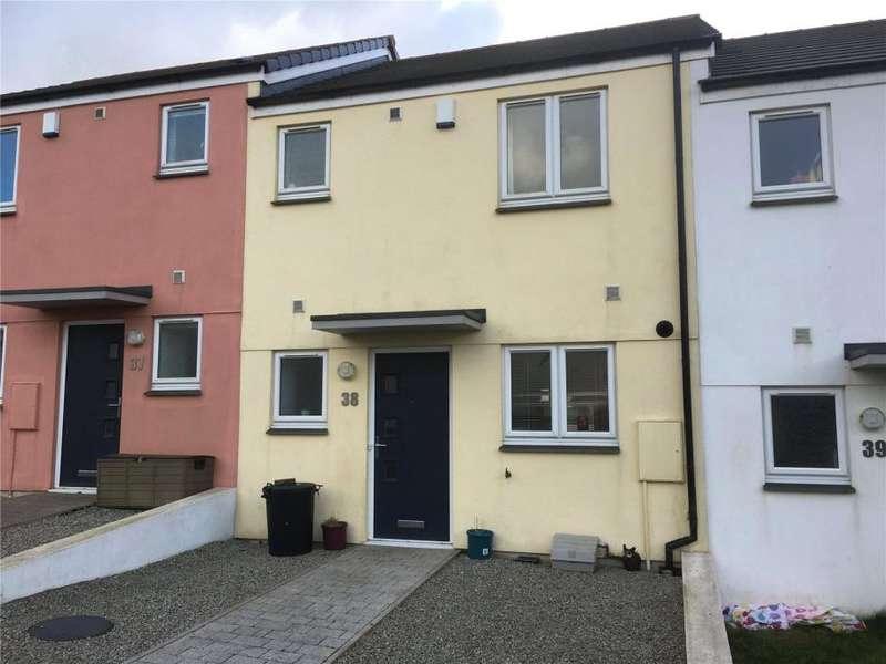 2 Bedrooms Terraced House for sale in Wilkinson Gardens, Sandy Lane, Redruth